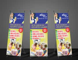 #3 for pull up banner design for new flavours by ahadahmed310