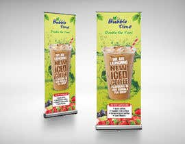 #15 for pull up banner design for new flavours by ndevadworks