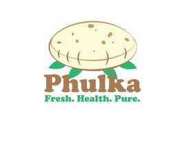 Nro 3 kilpailuun Modern Logo design for Company selling Roti (Indian Dailily Bread). Name is Phulka (Tag line Fresh.Healthy.Pure) käyttäjältä azki