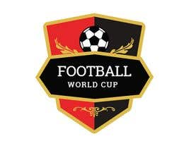 #12 for Design a logo for a Football (Soccer) World Cup tournament/competition by nurafnizatulain