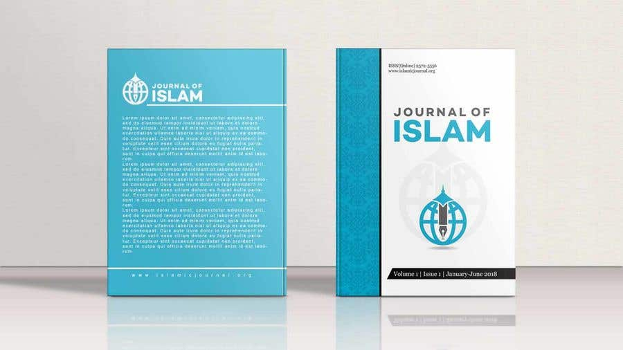 Entry #65 by manhaj for Logo & Cover page design for an