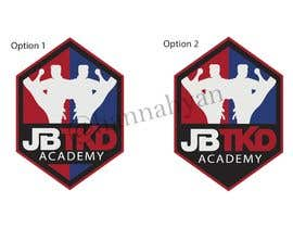 #18 for DESIGN A PATCH FOR MARTIAL ARTS ACADEMY-LOGO FILE AND EXAMPLES PROVIDED! by Hannahyan