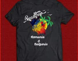 #21 for Design a T-Shirt for Men's Road Trip af Ratulakash