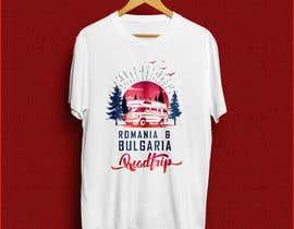 #22 for Design a T-Shirt for Men's Road Trip af Ratulakash
