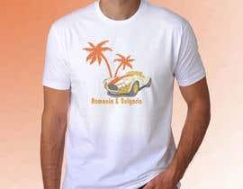 #6 for Design a T-Shirt for Men's Road Trip af rajibami