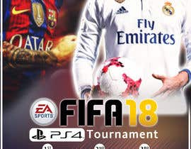 #30 cho FIFA18 PS4 Tournament: Poster Advertisement bởi mooseangel