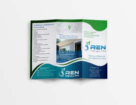 #1 สำหรับ Design a Creative Tri-Fold Brochure and a Folder for the Medical Practice โดย TheCUTStudios