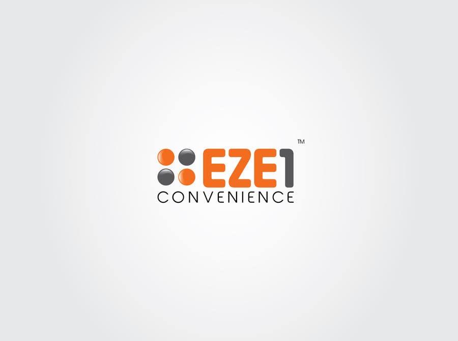 Penyertaan Peraduan #94 untuk Logo Design for EZE1 (EZE1 Convenience)