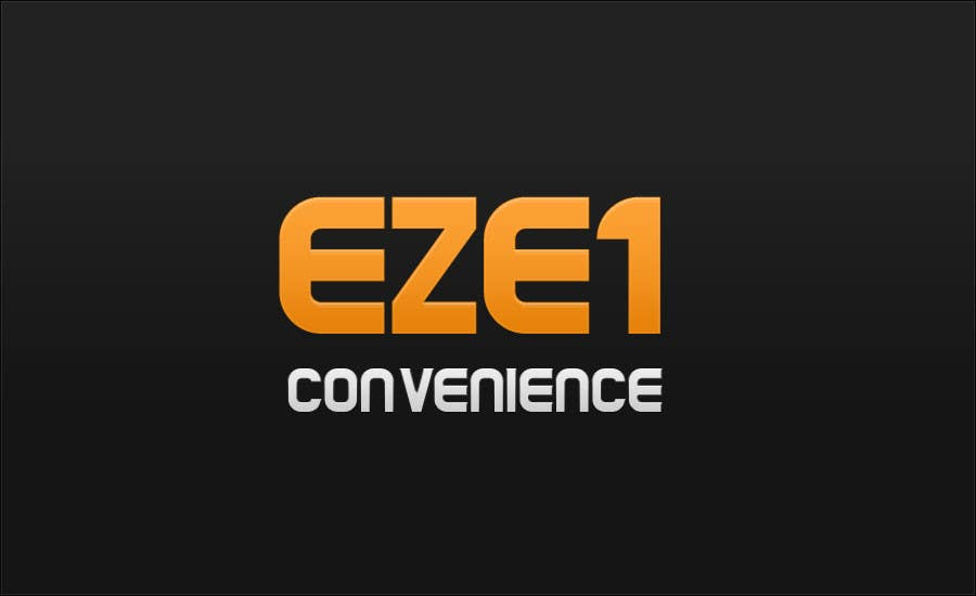 #237 for Logo Design for EZE1 (EZE1 Convenience) by patil1987