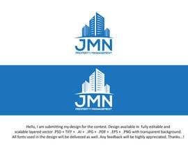 #709 for JMN Property Management - Design a Logo by farhana6akter