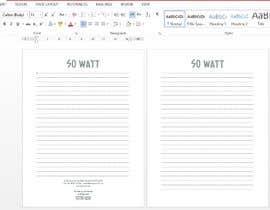 #6 untuk Microsoft Word Letterhead oleh jhonfrie