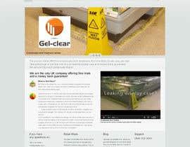 #3 untuk Design New Website - Design only oleh IuliaCrtg