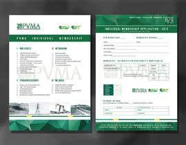 #18 para Design a Brochure for PVMA por orspalma
