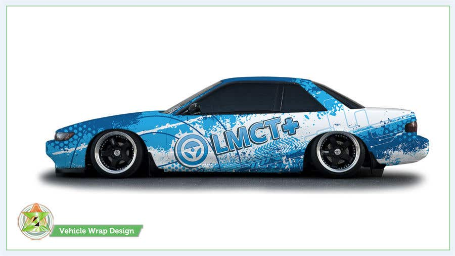 Entry 7 By Azhoeck For Design Us A Drift Car Freelancer