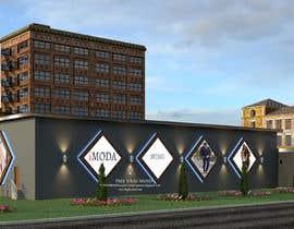 #11 para Exterior building design por PrinceHooBa