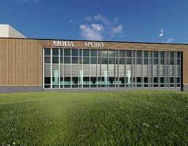 #10 para Exterior building design por ICONATION