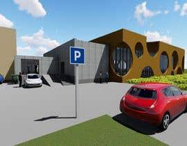 #4 para Exterior building design por josinter94