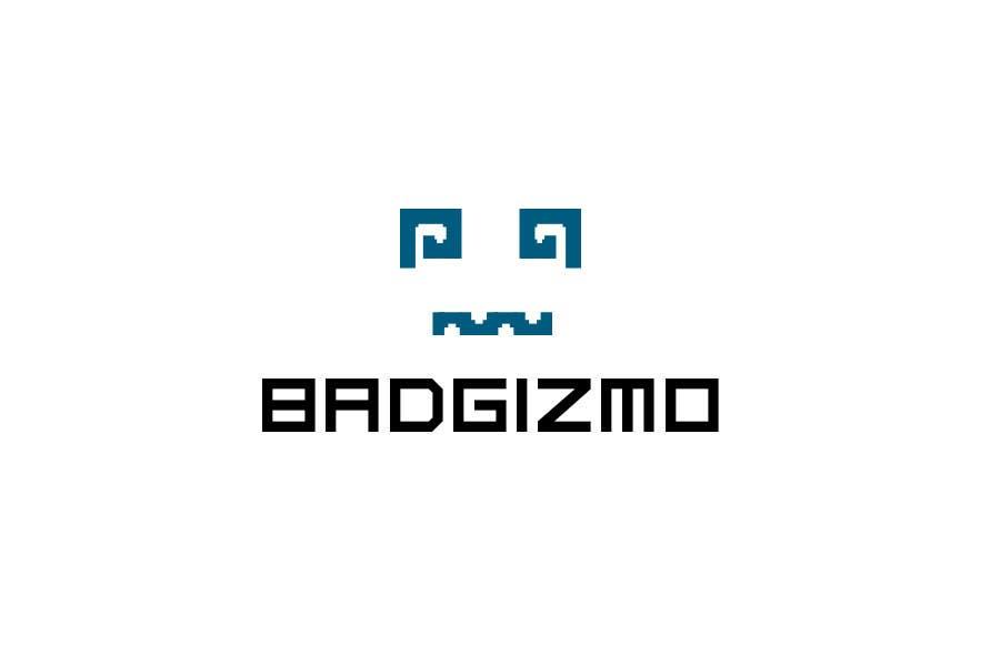 Contest Entry #                                        41                                      for                                         Logo Design for BadGizmo