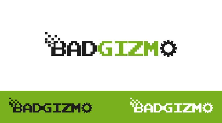 Contest Entry #                                        45                                      for                                         Logo Design for BadGizmo