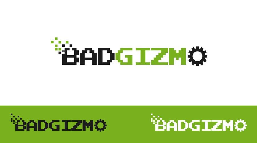 Contest Entry #                                        59                                      for                                         Logo Design for BadGizmo
