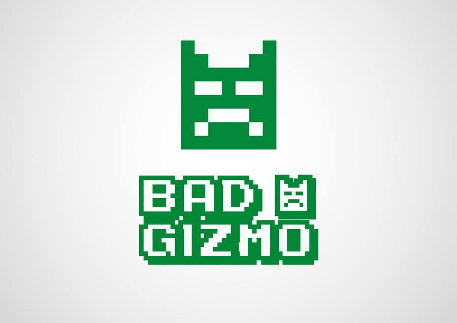 Contest Entry #                                        61                                      for                                         Logo Design for BadGizmo