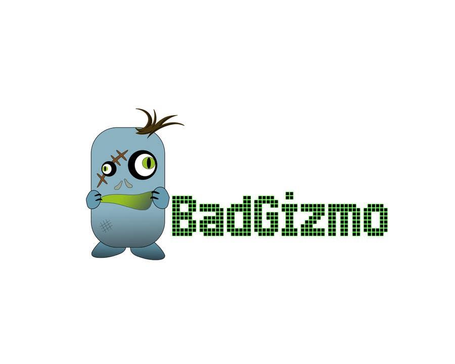 Contest Entry #                                        71                                      for                                         Logo Design for BadGizmo