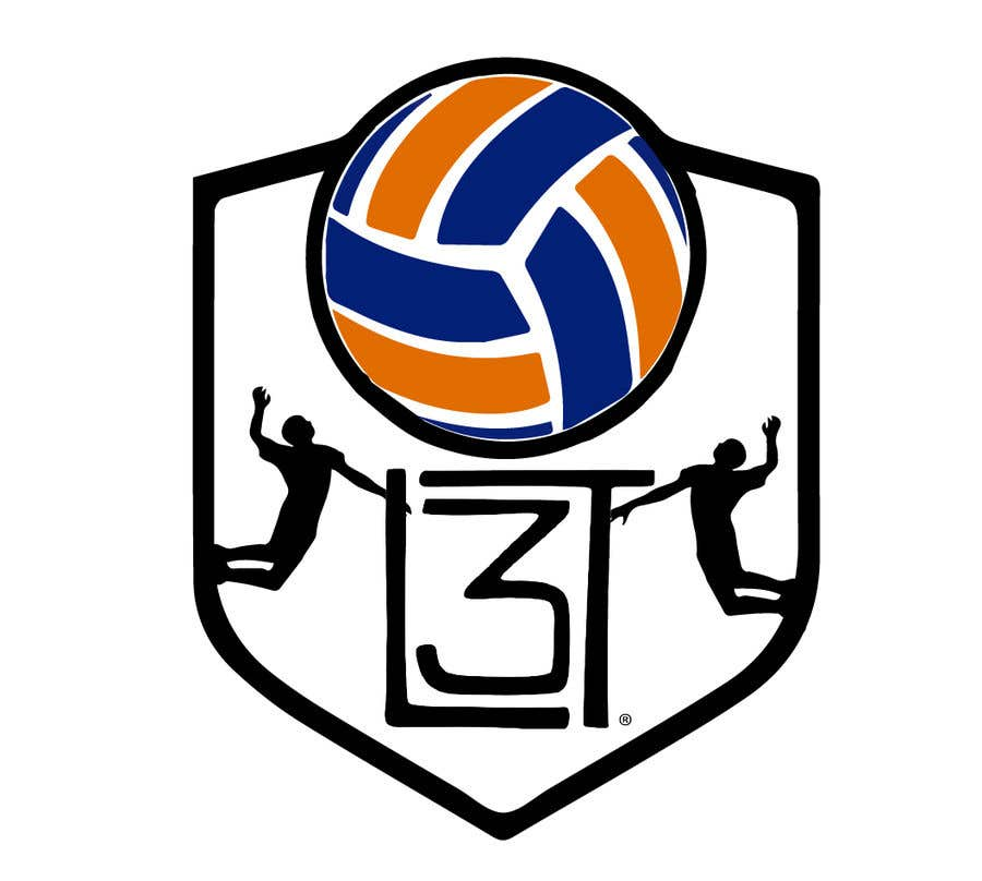 Contest Entry #10 for Enhance our Logo to include Volleyball graphics