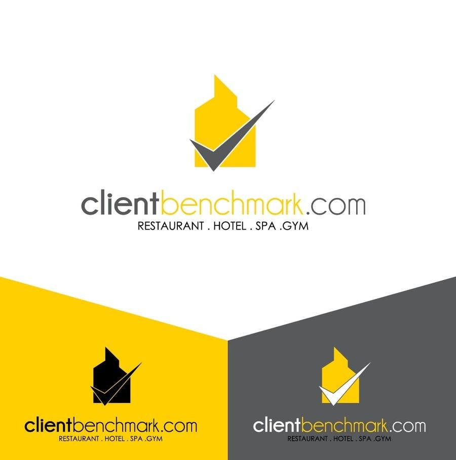 Konkurrenceindlæg #131 for Logo Design for clientbenchmark.com