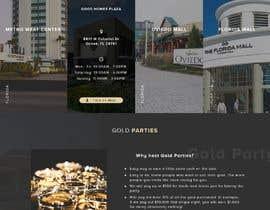 nº 7 pour New Website Design par Aloknano