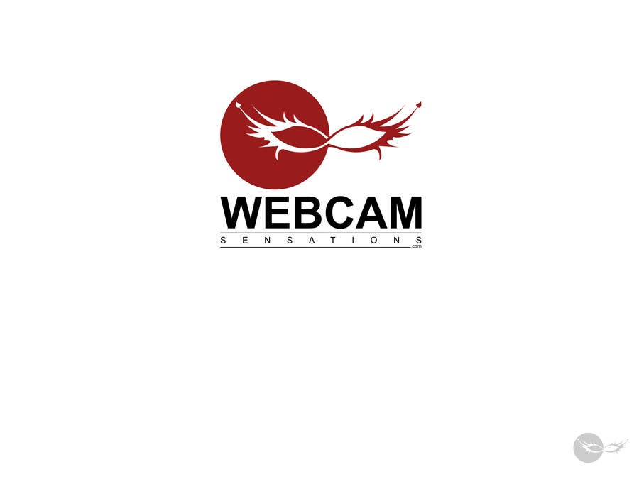 Конкурсная заявка №146 для Logo Design for Webcam Sensations