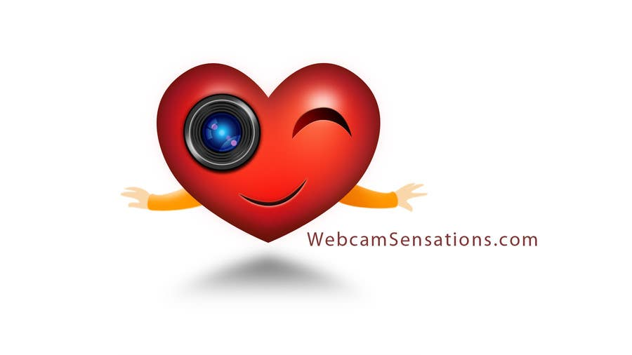 Inscrição nº                                         145                                      do Concurso para                                         Logo Design for Webcam Sensations
