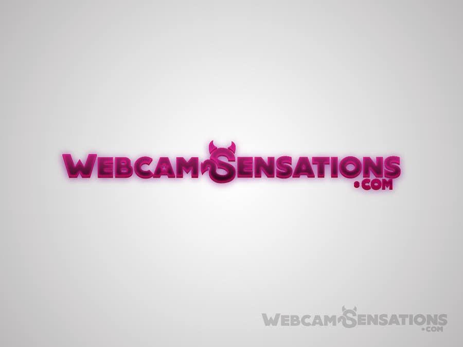 Bài tham dự cuộc thi #                                        180                                      cho                                         Logo Design for Webcam Sensations