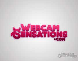 #178 para Logo Design for Webcam Sensations por ErdincAtaberk
