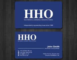 #67 cho Business Card Design bởi papri802030
