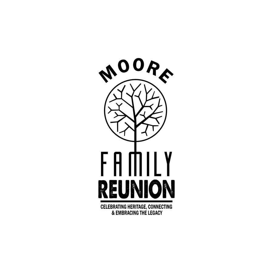 93e1c93dc Entry #33 by TorchlightMedia for Need a logo for a Family Reunion ...