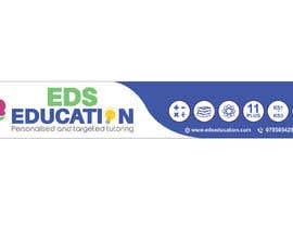 #22 para Design a Tuition center Shop front Banner por eling88