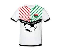 #4 for Design a Soccer Jersey af suzonali1991