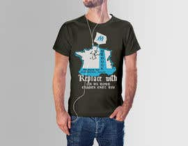 #14 for design a t shirt design by Saharulislameimo