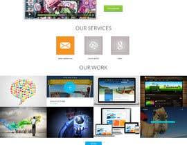 #18 cho Design a Website Mockup for Digital Agency Website bởi lopesoft5