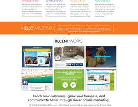 #16 cho Design a Website Mockup for Digital Agency Website bởi Azavedo
