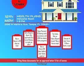 #1 per Flyer for Buy a house quick & easy seminar da adeitto