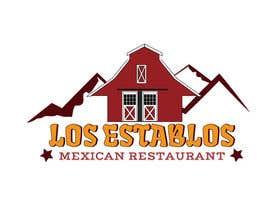 Nro 83 kilpailuun Logo Design - Los Establos Mexican Restaurant käyttäjältä Alejandroap22