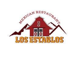 Nro 84 kilpailuun Logo Design - Los Establos Mexican Restaurant käyttäjältä Alejandroap22