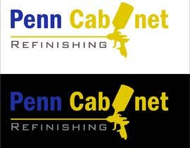 #77 for Penn Cabinet Refinishing Logo by yanshie039