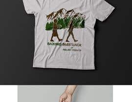 #13 para Logo Design - Backyard Investigator por Exer1976