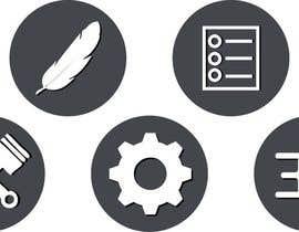 #4 cho Design some Icons for motorsports company site bởi muksagar123