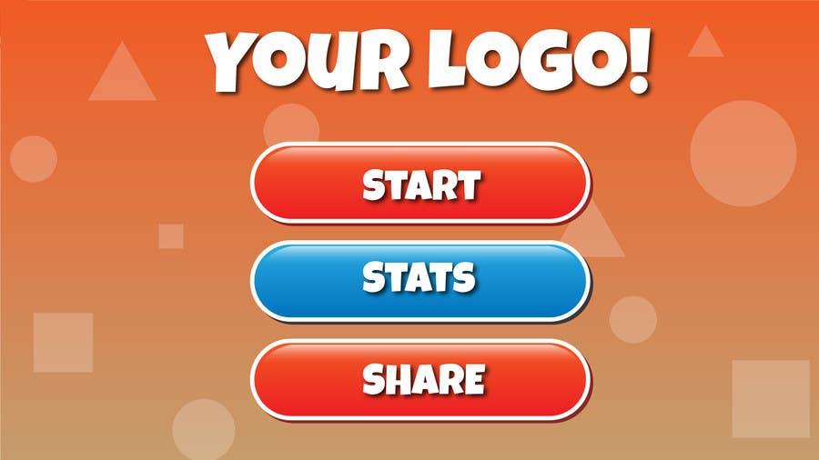 Penyertaan Peraduan #                                        6                                      untuk                                         Design an App Mockup for Shapes
