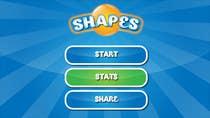 Graphic Design Entri Peraduan #25 for Design an App Mockup for Shapes