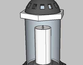 #6 para Zaprojektowanie latarenki zniczowej. por ladycoc