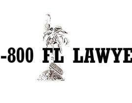 #209 para Logo Design for 1-800FLLawyer por Abbii